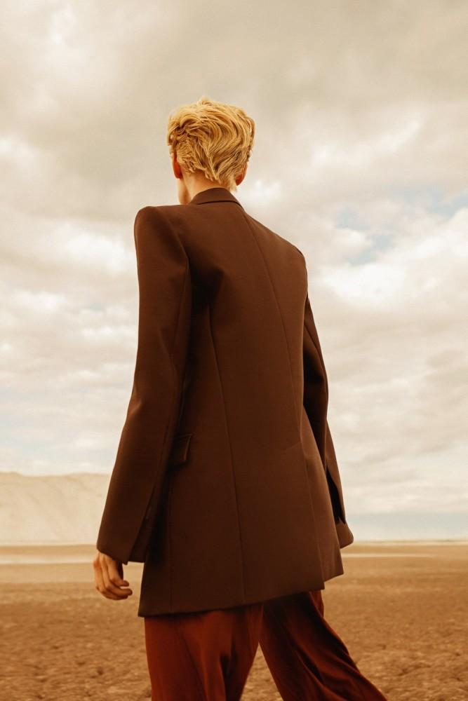 Daria Kozak for Vogue Poland