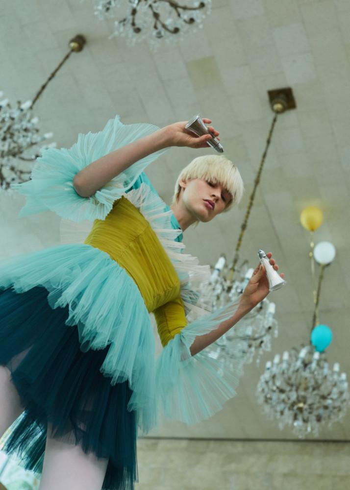 Daria Kozak for Glamour Russia