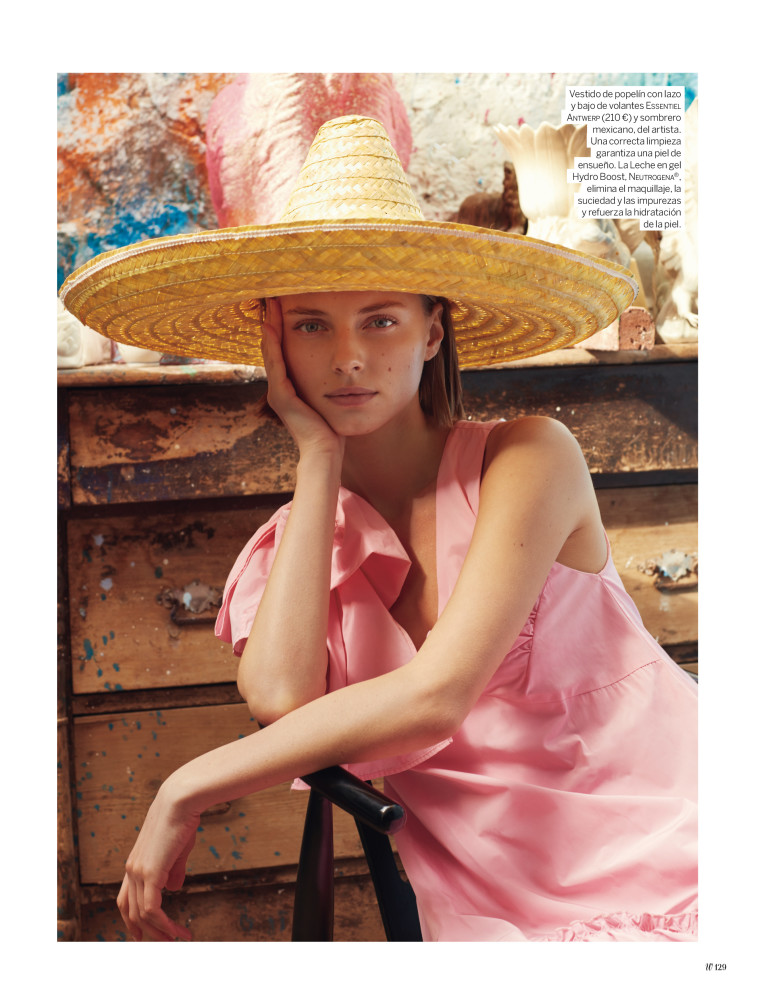 Anna Shoot for Madame Figaro Spain