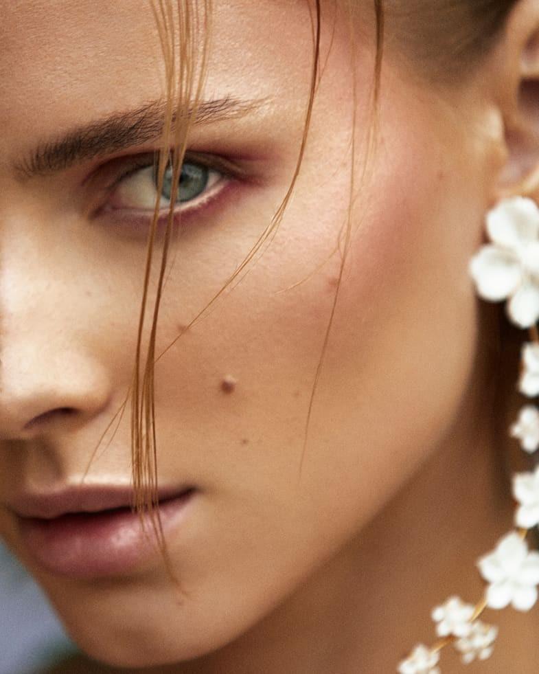 Anna Shoot for Harpers Bazaar Spain