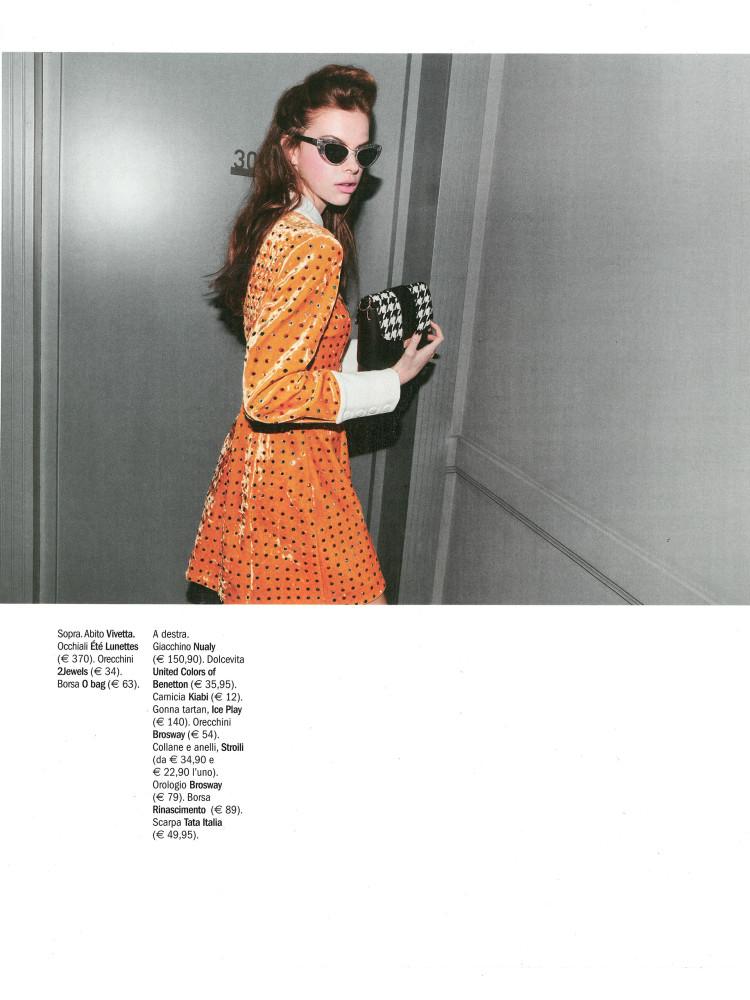 Julia for Glamour Italia