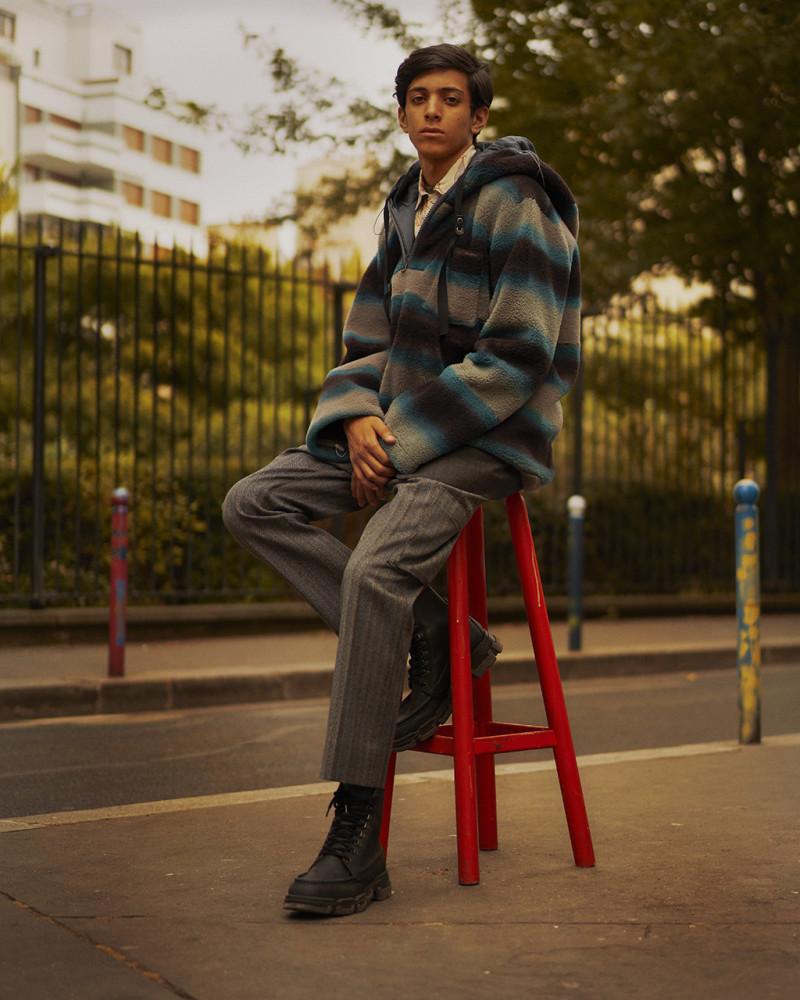 Youssef Amita for Hunter Magazine