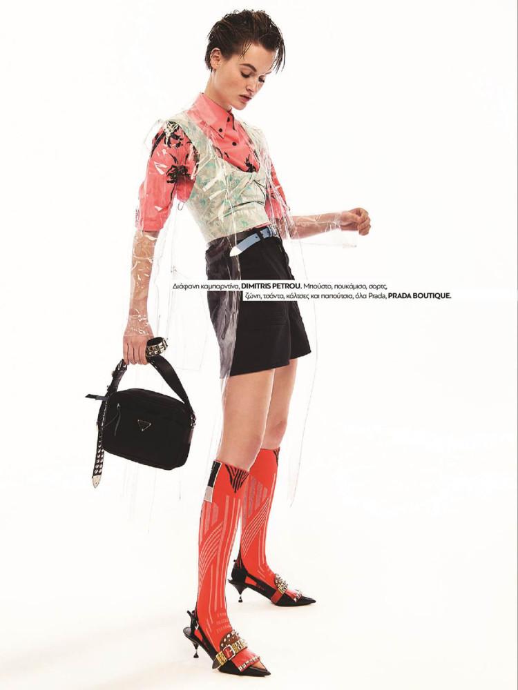 Marina Kasi for Madame Figaro