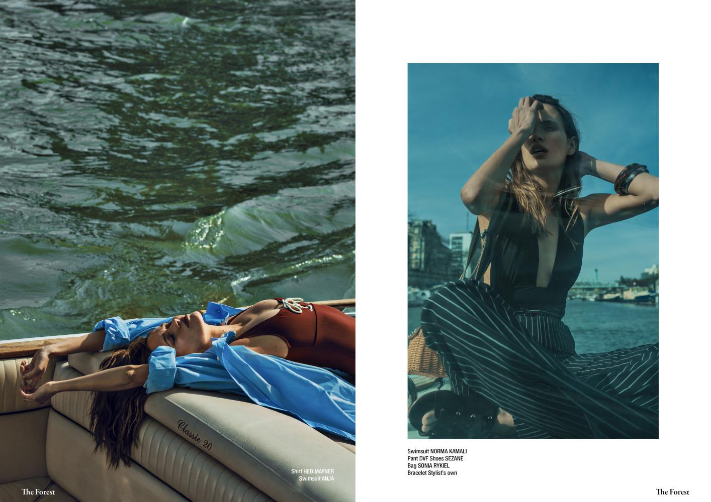 Renata Calheiros for The Forest Magazine