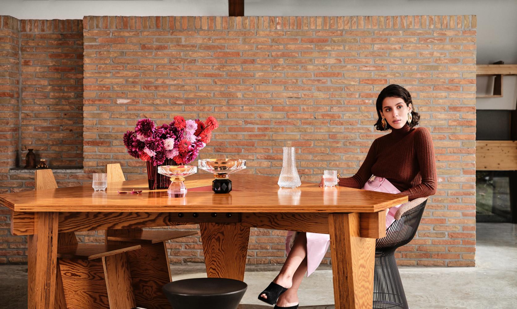 Nadia for Sabato Magazine