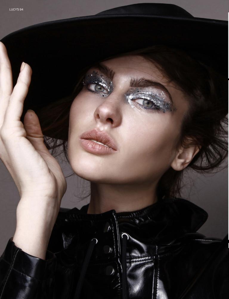 Angelina Pirtskhalava for Lucy's Magazine