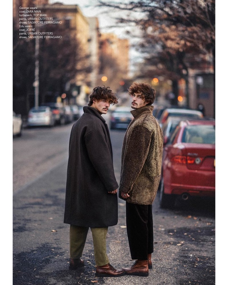 Edu for Victor Magazine