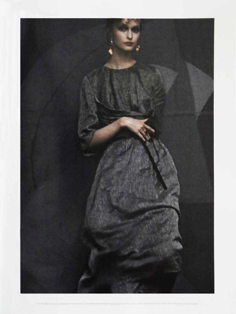 Meline for Dior Magazine