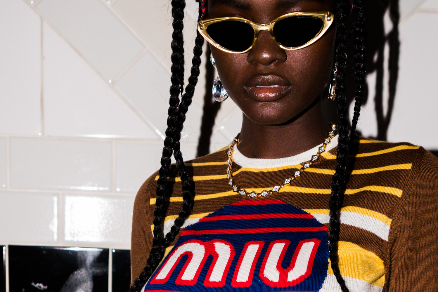 Tosin for Wonderland Magazine