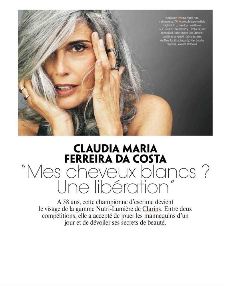 Claudia Maria for Gala