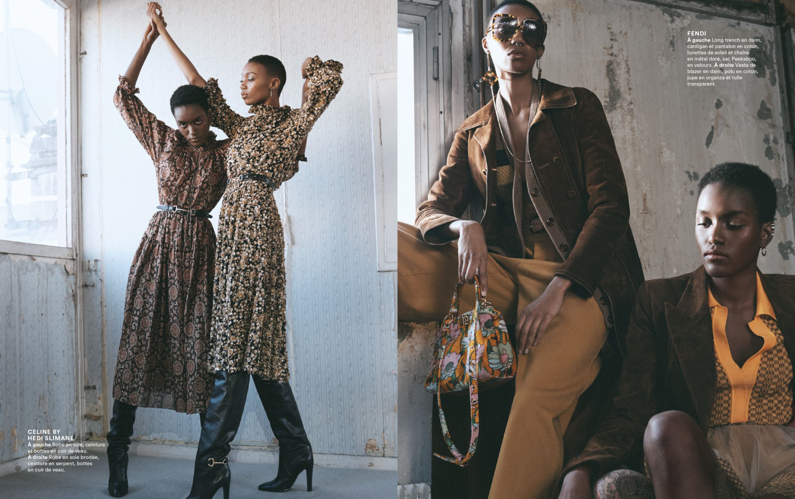Bauye for Marie Claire