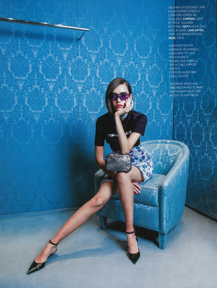 Sam for Biba Magazine