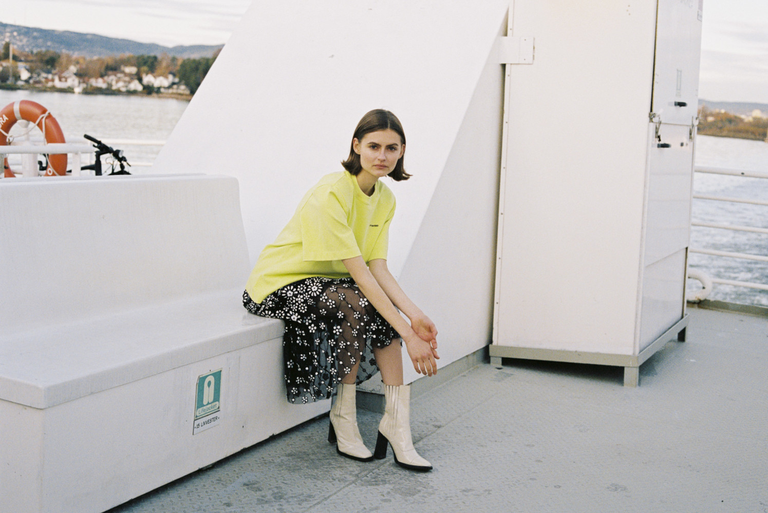 Marie for Oh! You pretty thing Mag