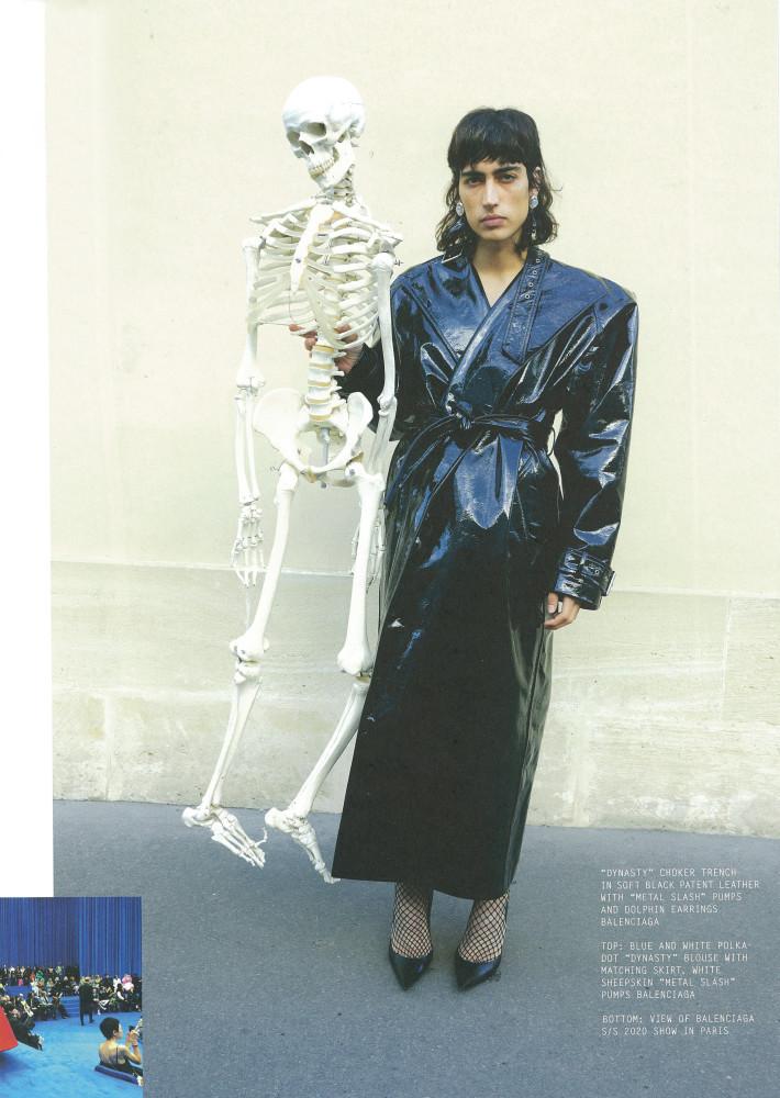 Jane for purple magazine