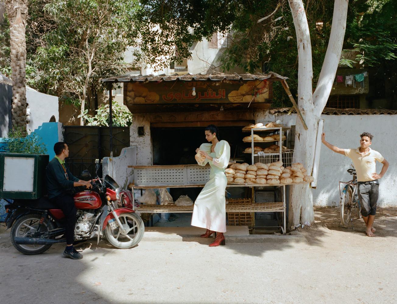 HABIBA FOR VOGUE ARABIA