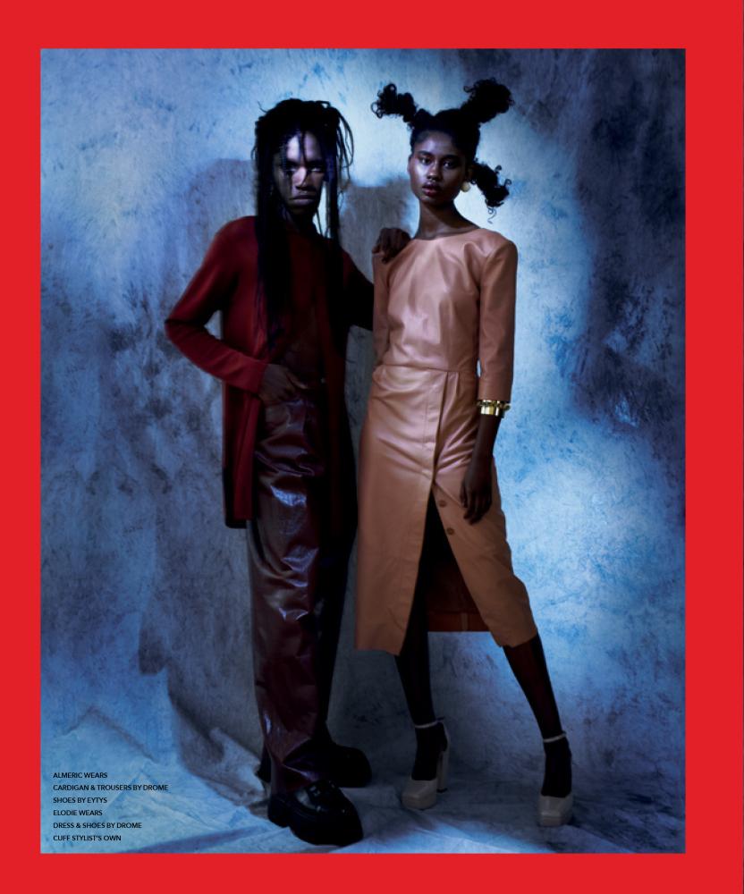 Elodie for Ubikwist magazine