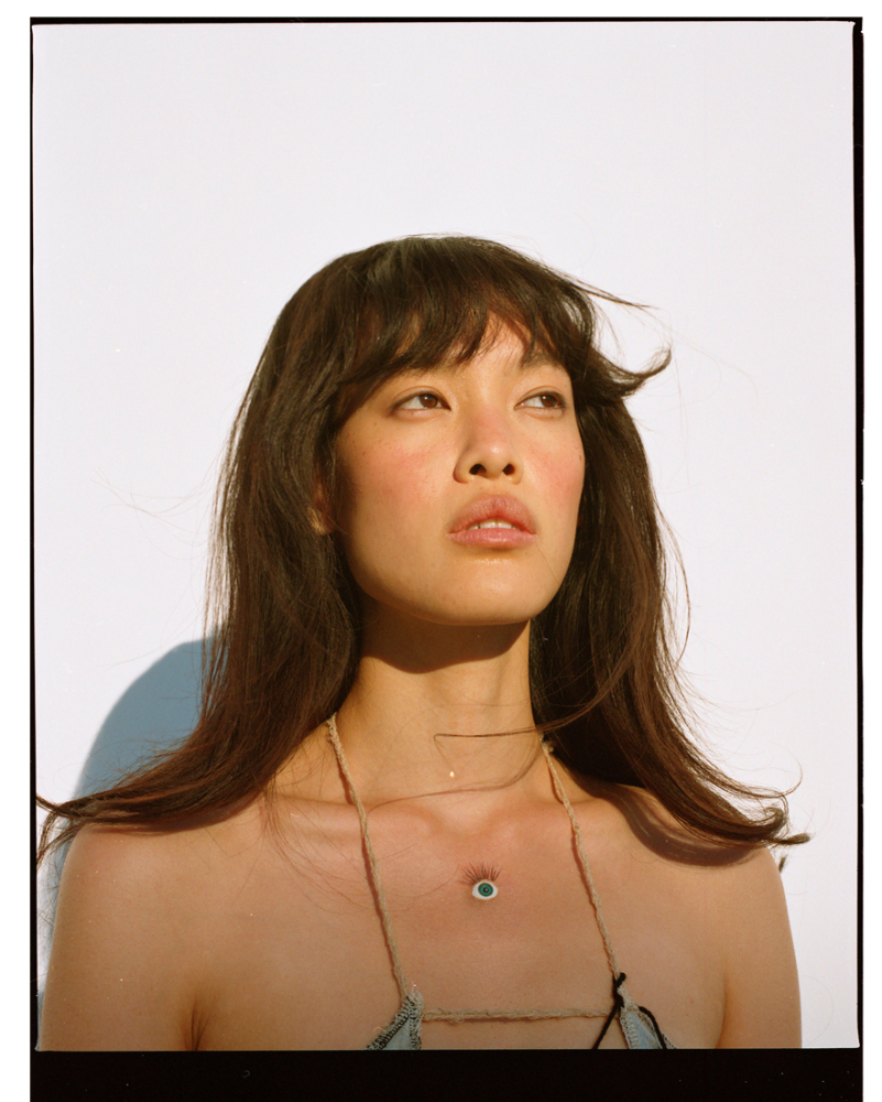 LILLY POON FOR TEETH MAGAZINE
