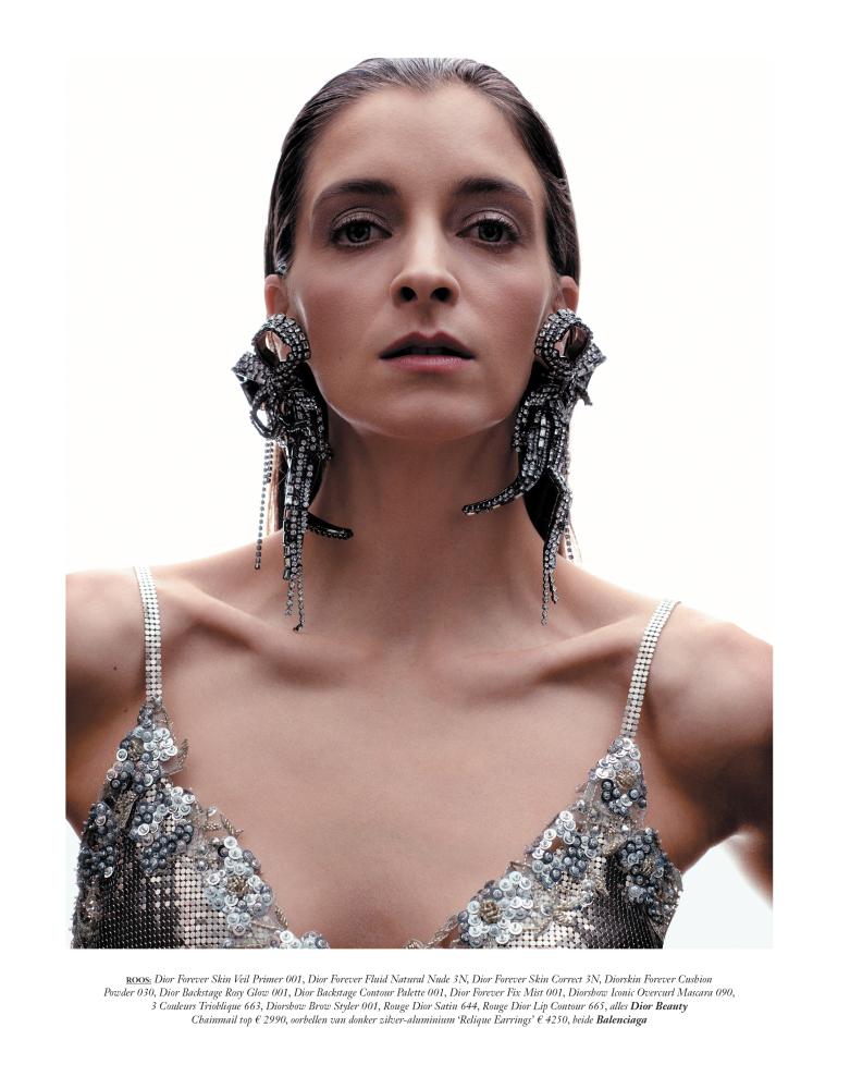 Rose  for Vogue Netherlands