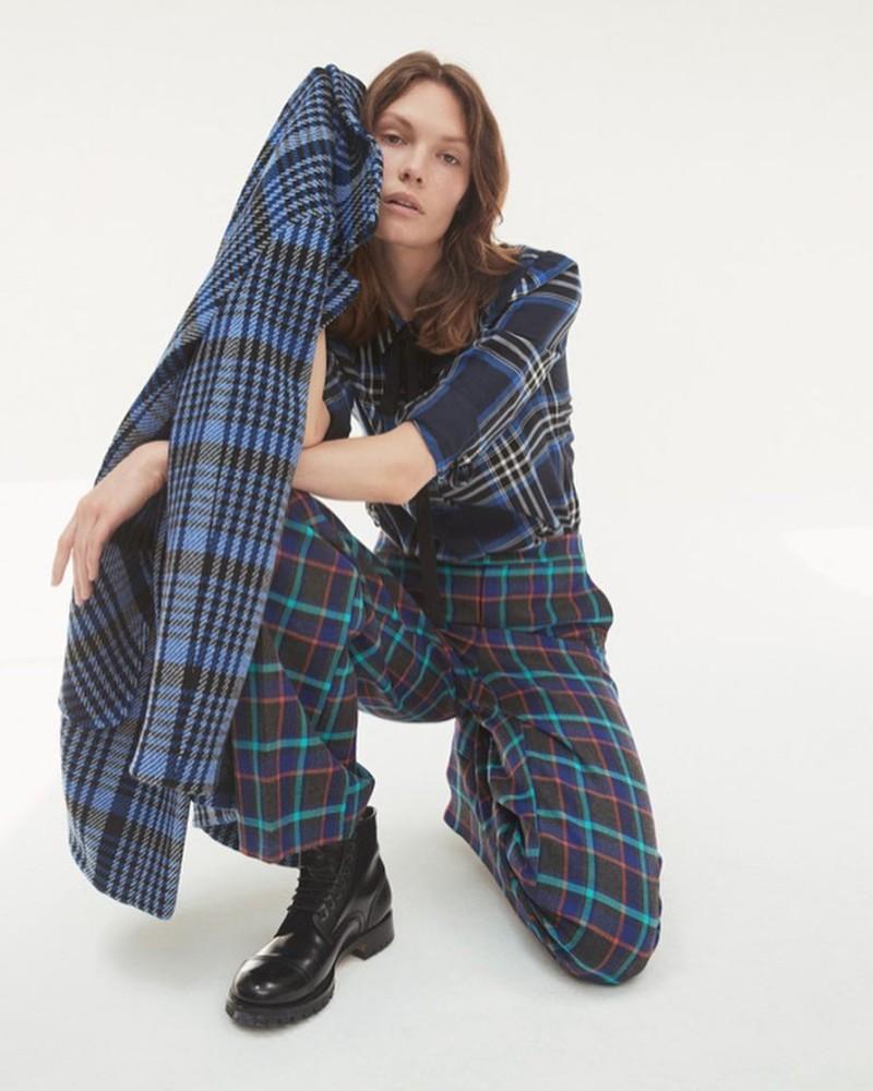 Alexandra Martynova for Amica Magazine