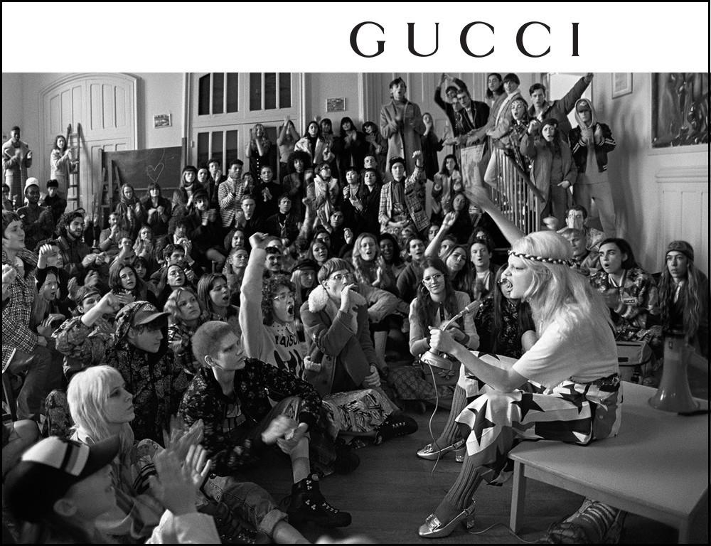 Unia for Gucci