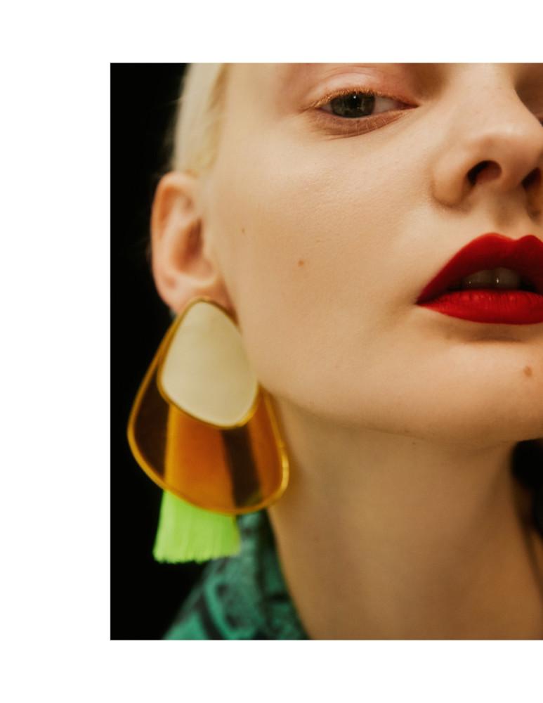Unia Pakhomova for Vogue Portugal