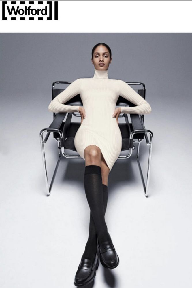 GARDELINA CAMPAIGN FOR WOLFORD