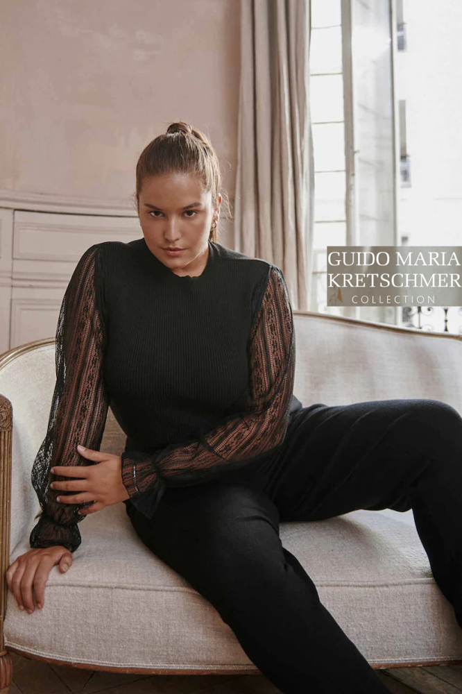 IVANA M  CAMPAIGN FOR GUIDO MARIA KRETCMER WITH ABOUT YOU BY BEN KERN