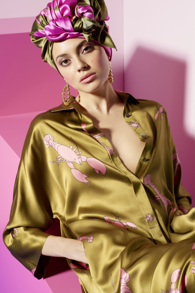 MARISA S FOR MARCHA SS '18 KAMPAGNE BY SIMONE ROSENBE
