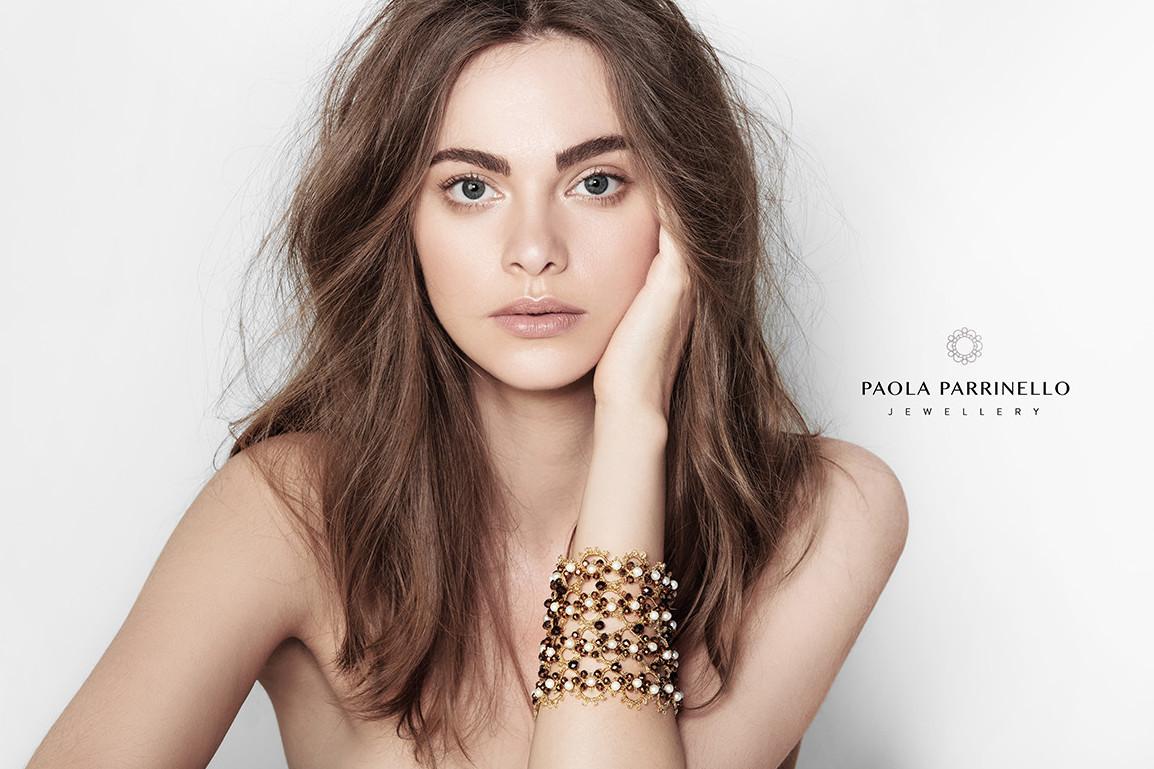 PAULINA GNAS FOR PAOLA PARRINELLO BY SEBASTIAN CVIQ