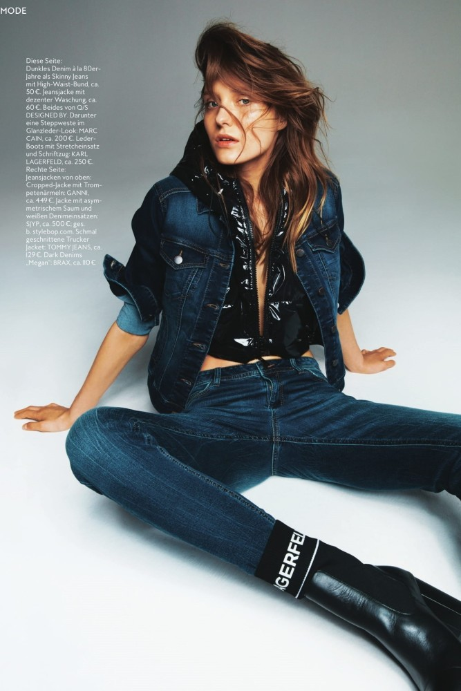 JO K FOR  GERMAN INSTYLE BY MARC PHILBERT