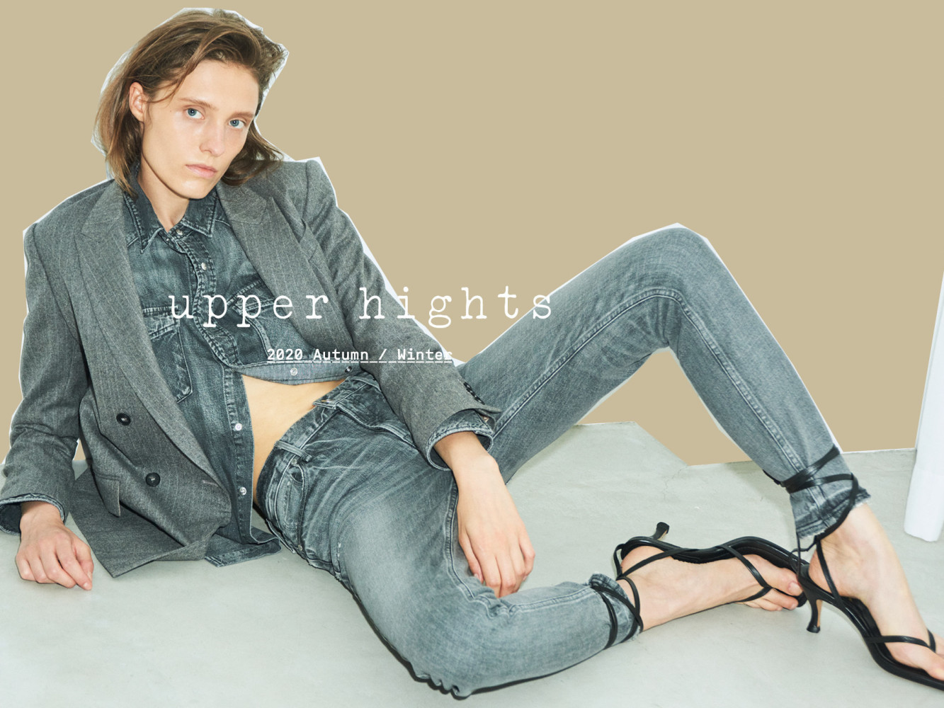 JO CAMPAIGN FOR SUPPER HIGHTS FW 20