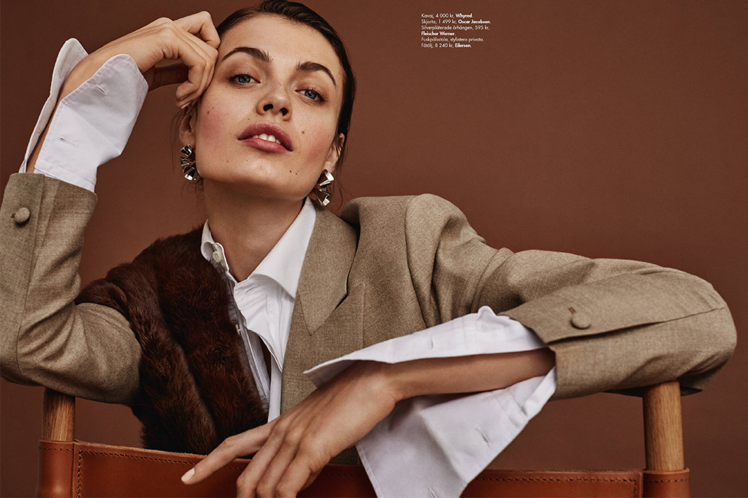 RENATA K FOR PLAZA MAGAZINE