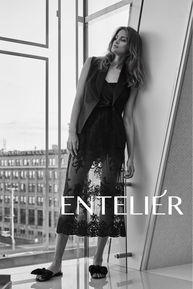 SANDRA N CAMPAIGN FOR ENTELIER BY ZUA KRAJEWSKA
