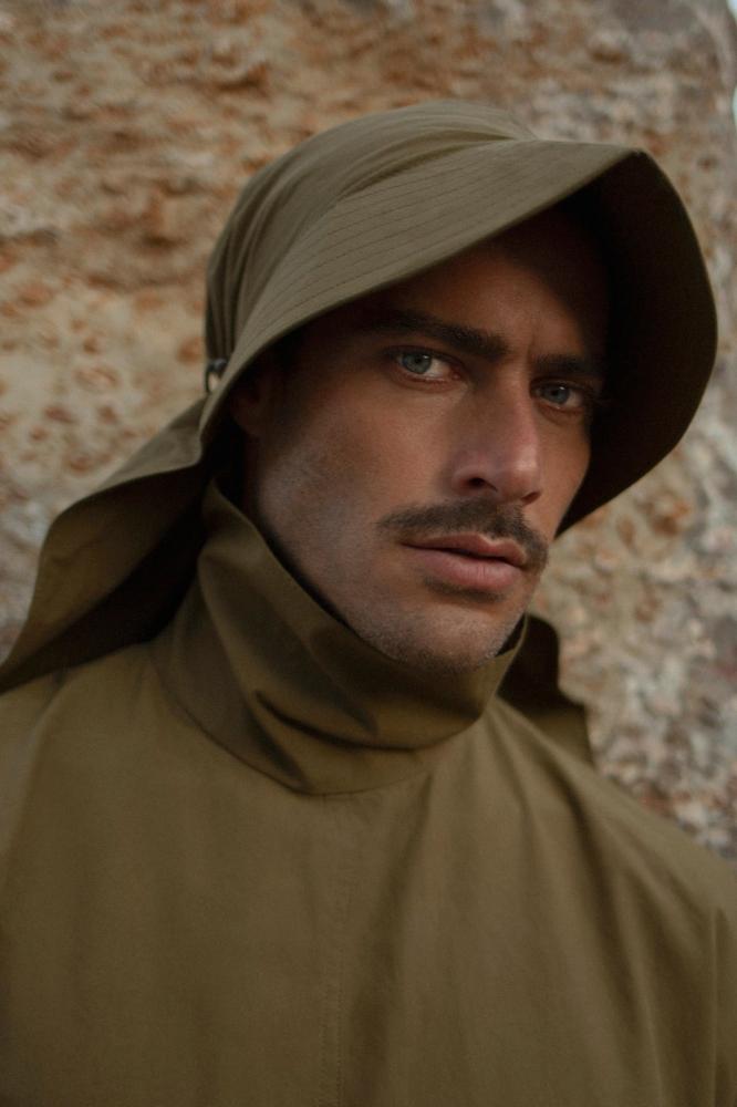 GONCALO T FOR L'OFFICIEL HOMMES  '20 BY ALVARO GRACIA