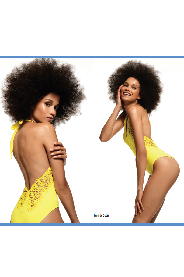 JADE , KIMBERLY , NATALIE FOR LINEA INTIMA BY RALPH GEILING 2022