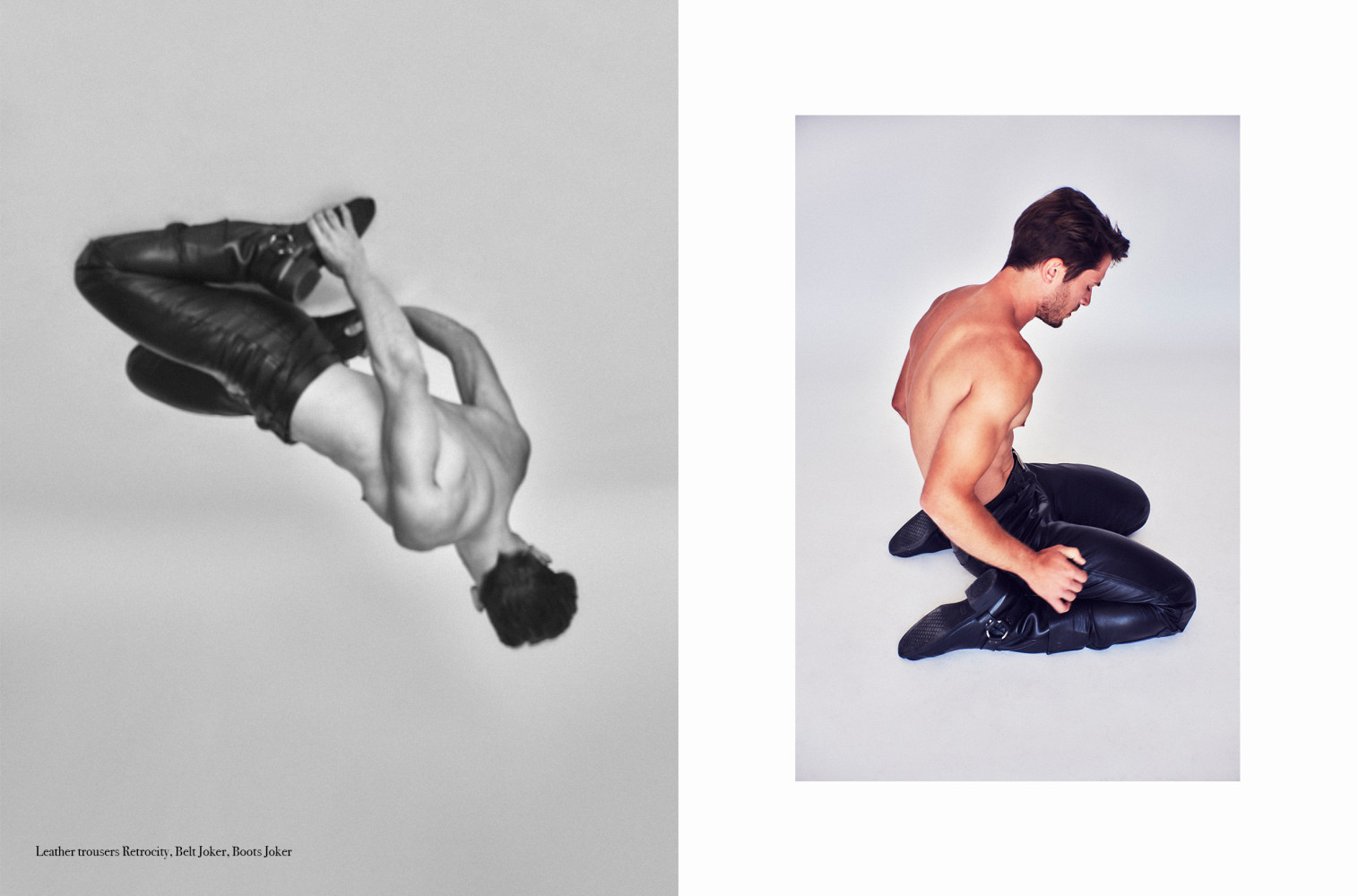 BRUNO R FOR WAM MAGAZINE BY CELSO COLACO