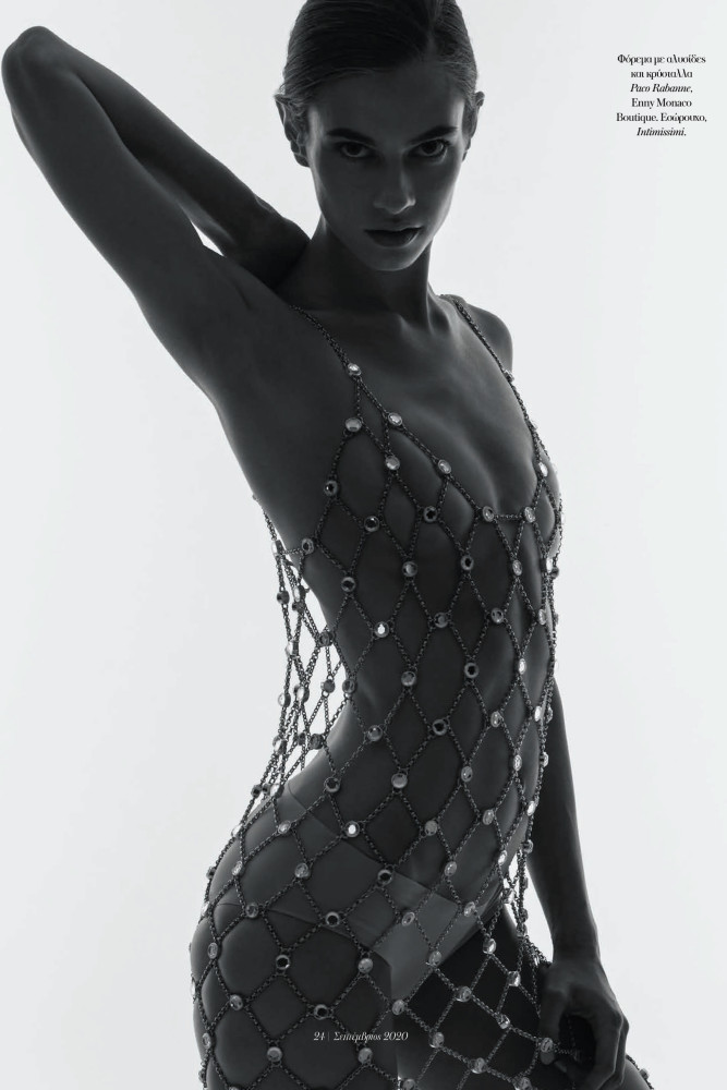 JUSTE FOR VOGUE GREECE BY YIOGOS MAVROPOULOS