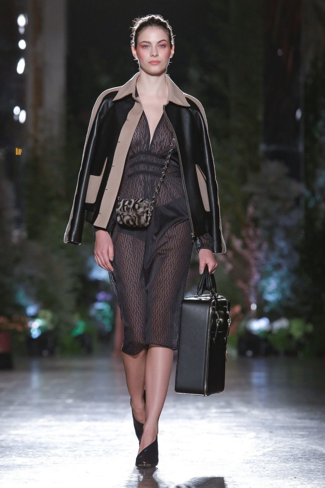 PAULINA FUCHS FOR AIGNER FALL WINTER RTW 2019