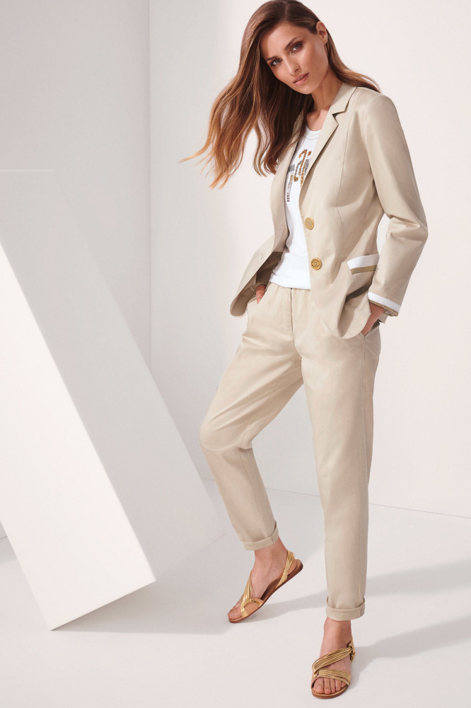 ALONA K FOR FABER WOMAN FW '19