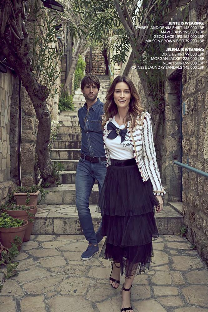 JELENA K & JENTE FOR BESPOKE MAG BY ANDREAS ORTNER