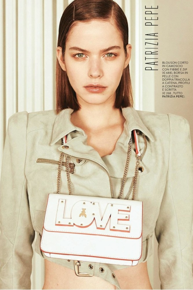 ALEXANDRA H FOR GRAZIA ITALY BY KHRISTOF KUVER