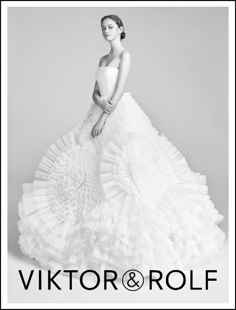 IRIS | VIKTOR&ROLF BRIDE CAMPAIGN