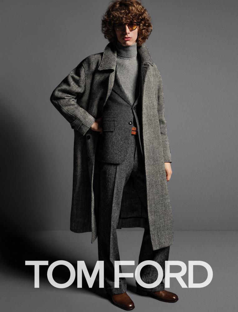 ERIK | TOM FORD CAMPAIGN