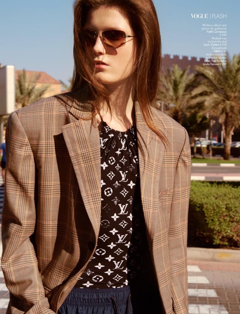 Tessa   Vogue Nederland