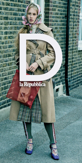 Charlie Rump | D la Repubblica | by Julian Broad