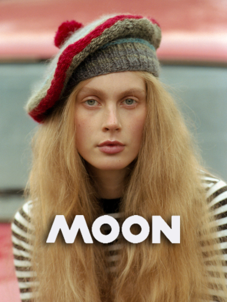 Charlie Rump | for Moon Magazine | by Gemma Booth