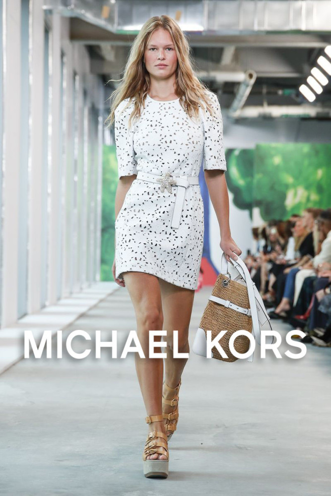 Michael Kors Collection Ready To Wear Spring Summer 2019 | New York Fashion Week