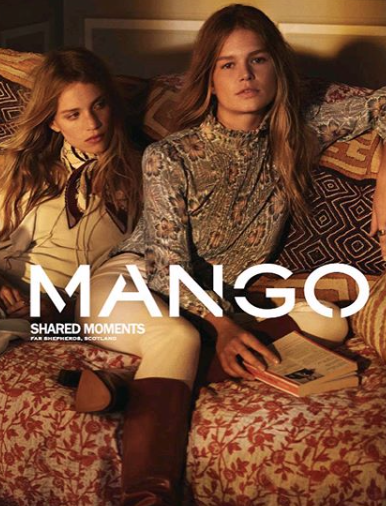 Anna Ewers | MANGO AW 2019 | by Glen Luchford