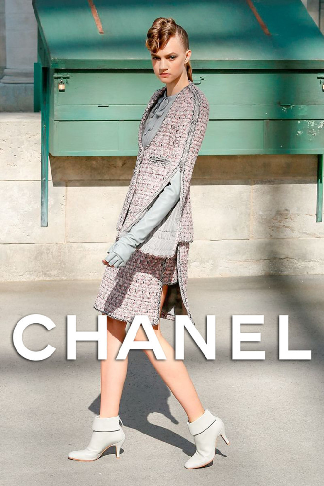 Chanel Couture Fall Winter 2018 | Paris Fashion Week