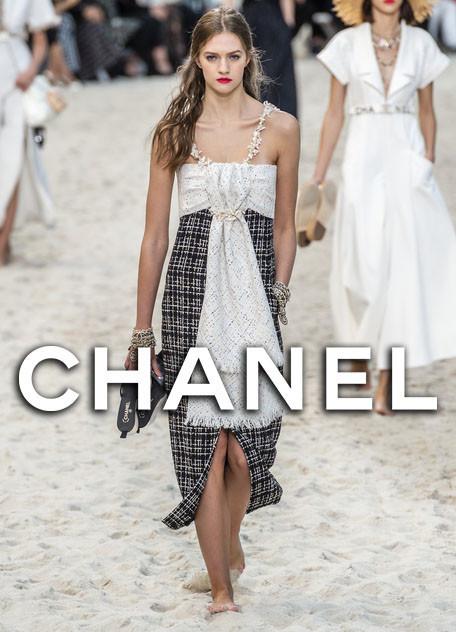Chanel Ready To Wear Spring Summer 2019   Paris Fashion Week